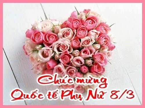 Những lời chúc 8/3 hay và ý nghĩa nhất cho cho mẹ, vợ, người yêu, bạn gái