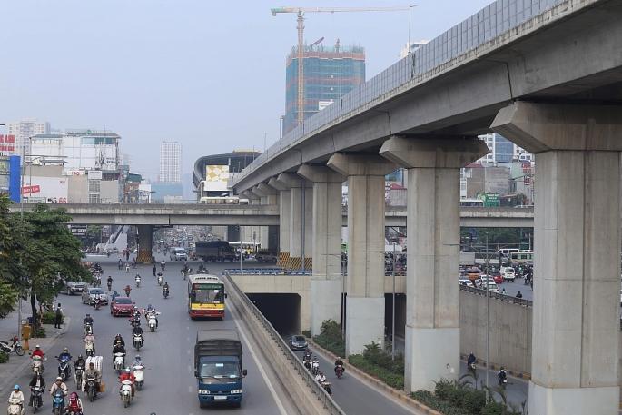 Đường sắt Cát Linh - Hà Đông hoàn thiện trước ngày hoạt động chính thức
