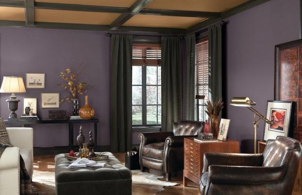 5 màu sơn độc đáo bạn nên thử ngay cho ngôi nhà của mình