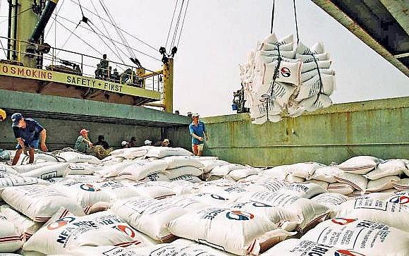 Xuất khẩu gạo giảm liên tiếp trong 2 tháng