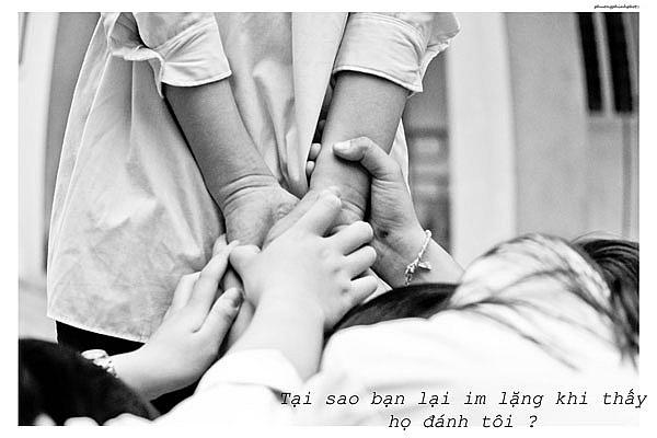 ha noi cong khai duong day nong tiep nhan thong tin ve bao luc hoc duong