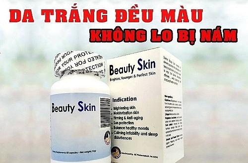 Cẩn trọng với thông tin quảng cáo sản phẩm More milk plus, Double White, Beauty Skin trên một số website