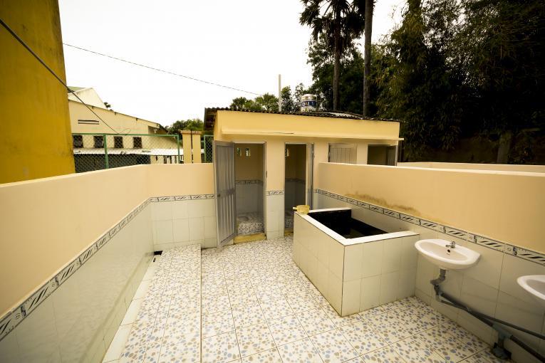 Các cơ sở y tế tại Việt Nam thiếu công trình nước sạch trầm trọng