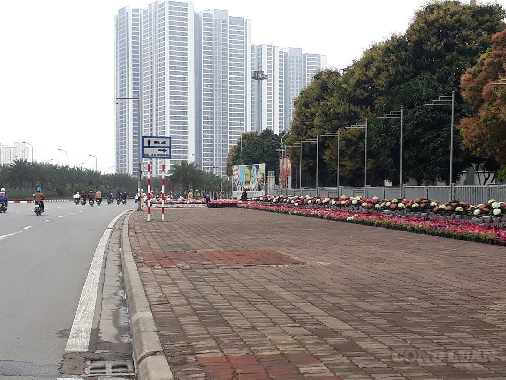 Chất lượng không khí tại Thủ đô được cải thiện