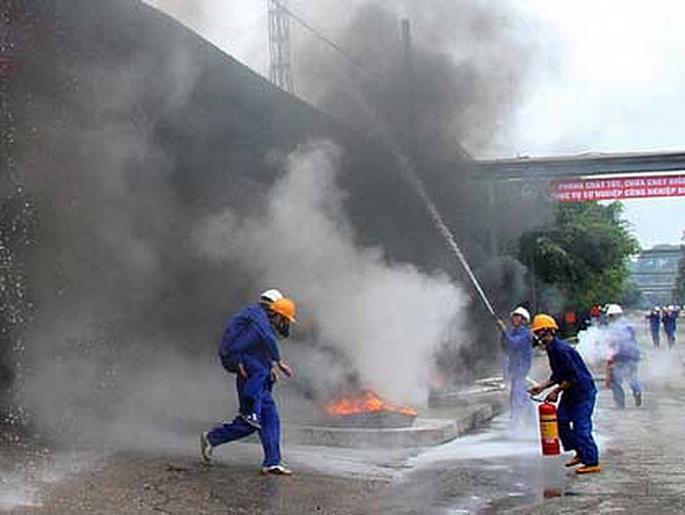 Hà Nội lên kế hoạch diễn tập ứng phó sự cố hóa chất năm 2019