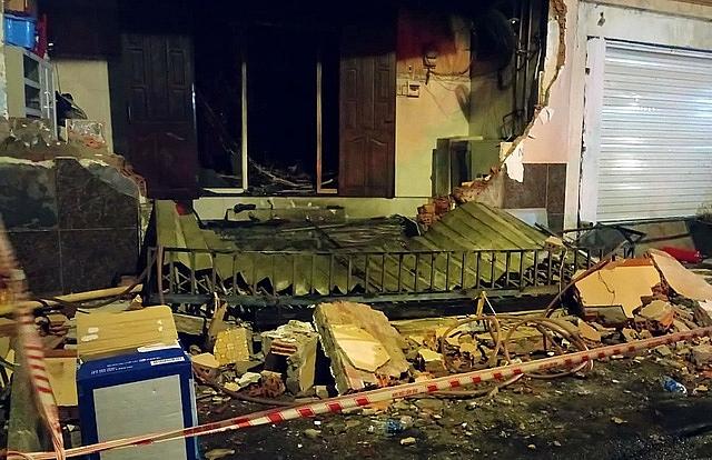 Bà Rịa, Vũng Tàu: Ngôi nhà 3 tầng phát nổ rồi bốc cháy, 1 người tử vong