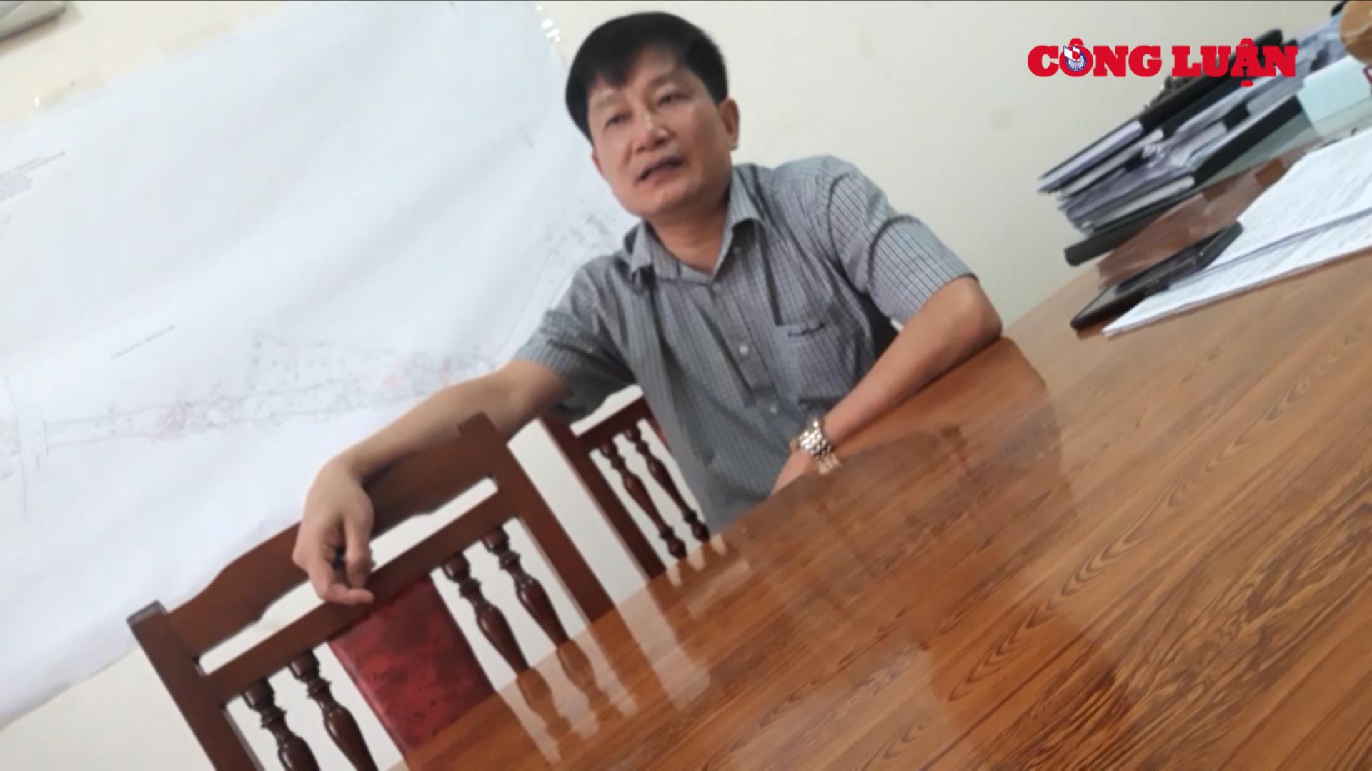Phú Thọ: Công ty CP Đầu tư BĐS Toàn Cầu phá lúa non, thi công trên diện tích chưa được đền bù