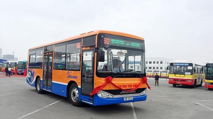 Sở GTVT Hà Nội đề xuất về việc mở tuyến buýt chất lượng cao Hà Đông - sân bay Nội Bài