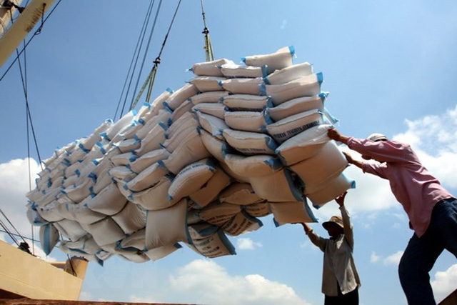 Xuất khẩu gạo giữ nhịp tăng trưởng tốt