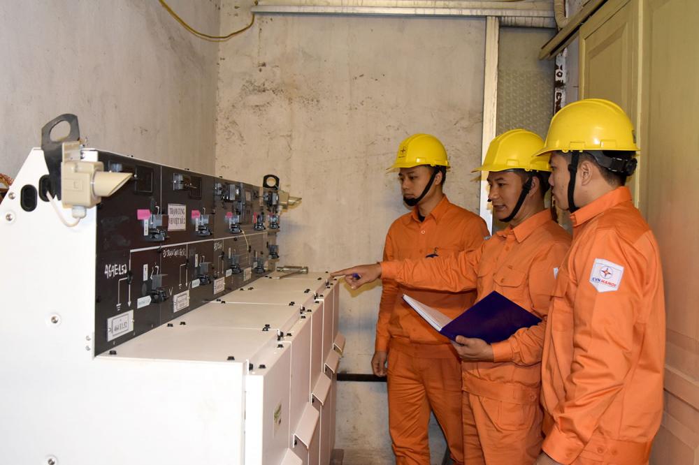 Tiếp tục cắt điện nhiều khu vực của Hà Nội để bảo dưỡng, sửa chữa định kỳ