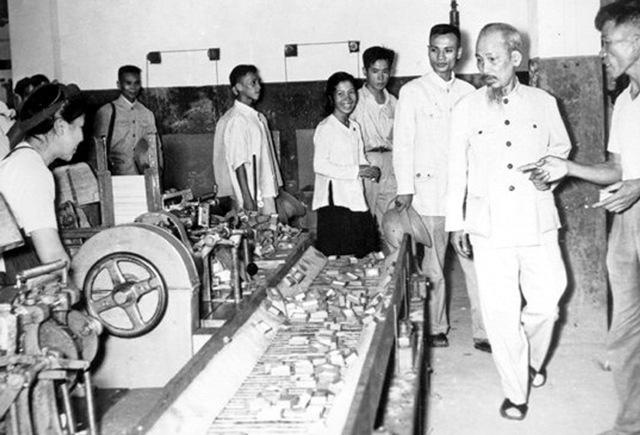 Chủ tịch Hồ Chí Minh với Ngày Quốc tế Lao động - Ảnh 3