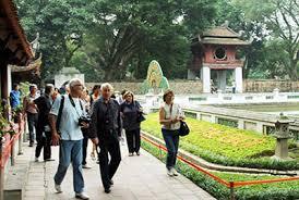 Hà Nội đón trên 91 nghìn lượt khách quốc tế trong dịp nghỉ lễ