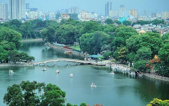 Hà Nội sẽ xây dựng bãi đỗ xe ngầm trong công viên Thủ lệ