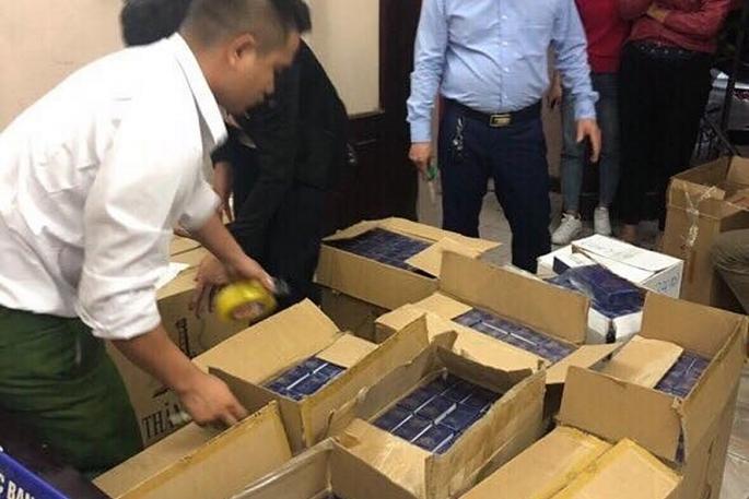 Hà Nội xử lý hơn 1.300 vụ buôn lậu, gian lận thương mại trong tháng 4