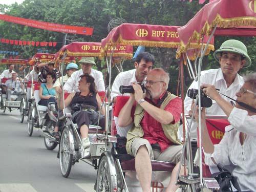 Khách quốc tế đến Hà Nội 4 tháng tăng 5,8% so cùng kỳ