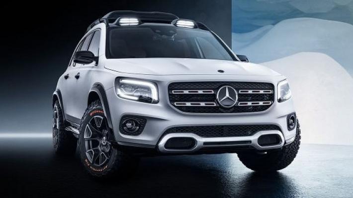 Mercedes-Benz GLB sắp ra mắt có gì đặc biệt?