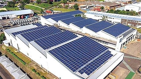 88 nhà máy điện mặt trời sẽ vận hành vào cuối tháng 6 tới
