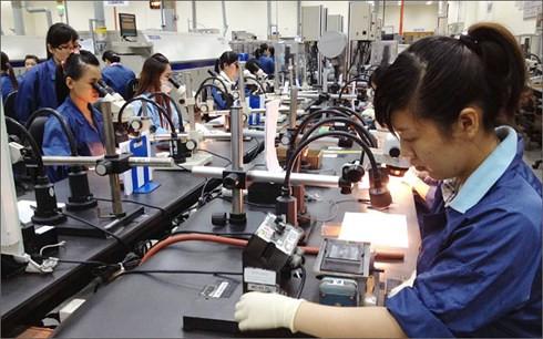 Hà Nội: Lao động trong doanh nghiệp FDI tăng 3,1%