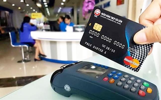 Theo đúng lộ trình, đến năm 2021, toàn bộ 75 triệu thẻ ATM được đổi sang thẻ chip. (Ảnh minh họa)