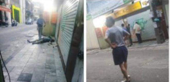 Hà Nội: Bàng hoàng phát hiện người đàn ông nước ngoài tử vong trước cửa nhà dân trong phố cổ