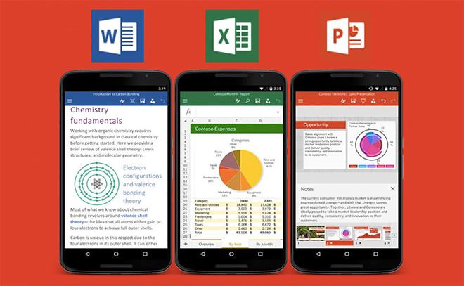 Microsoft dừng hỗ trợ Office di động cho Android đời cũ