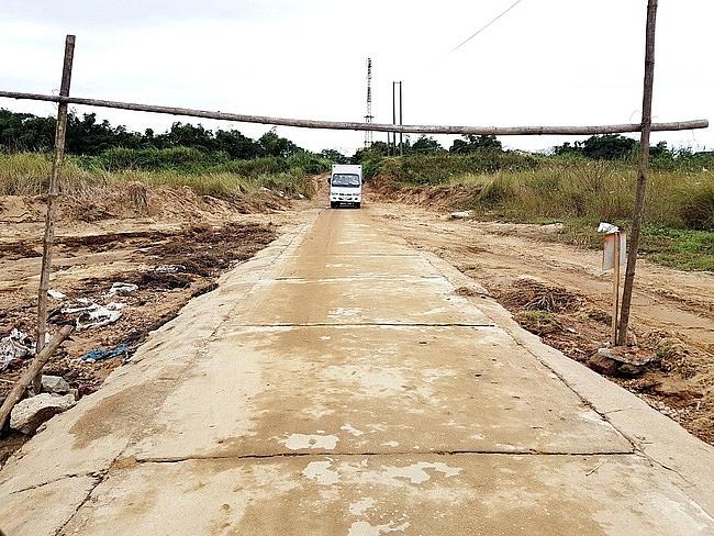 Triển khai các biện pháp bảo vệ kết cấu hạ tầng giao thông mùa mưa bão