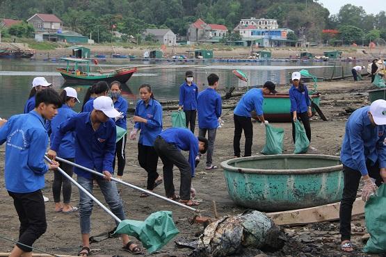 Nghệ An: Sôi nổi hoạt động hưởng ứng ngày môi trường thế giới