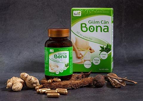 Cảnh giác với thông tin quảng cáo sản phẩm giảm cân Bona trên một số website