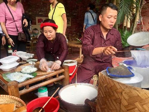 Hội tụ tinh hoa văn hóa ẩm thực ba miền