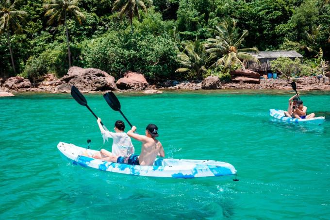 Những trải nghiệm nhất định phải thử khi tới đảo Hòn Thơm hè này