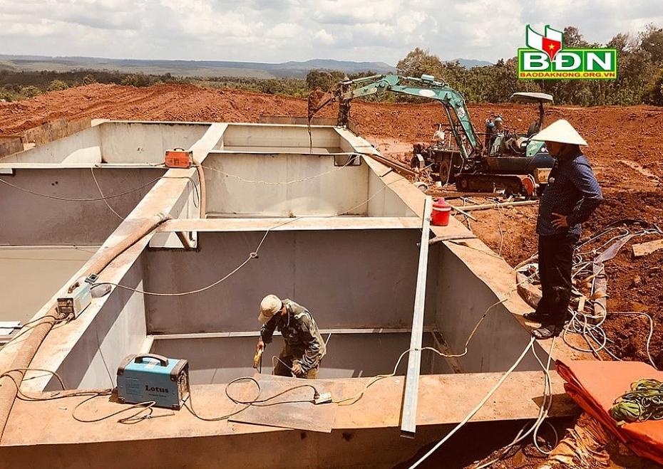 Xử phạt công ty xả nước thải chưa qua xử lý ra môi trường