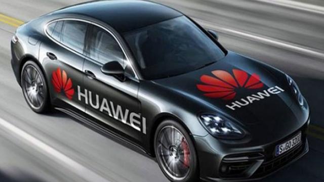 Huawei sẽ ra mắt xe tự lái bằng công nghệ AI vào năm 2021