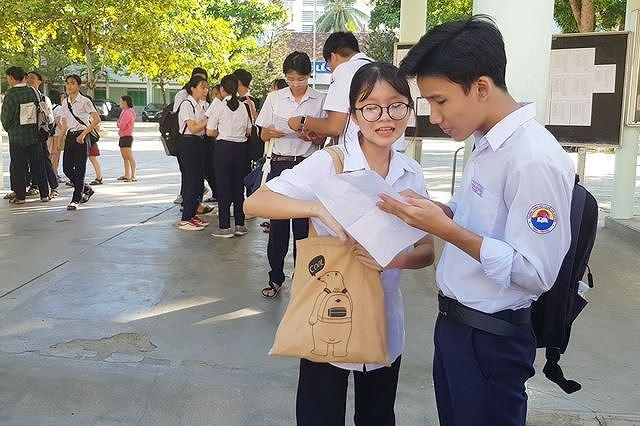 Khánh Hòa: Gần 700 thí sinh thi lớp 10 bị điểm 0 môn Toán