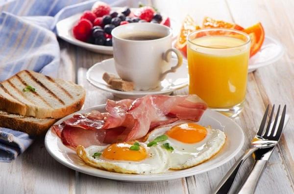 Nhịn ăn sáng có thể gây tăng cân và lão hóa nhanh