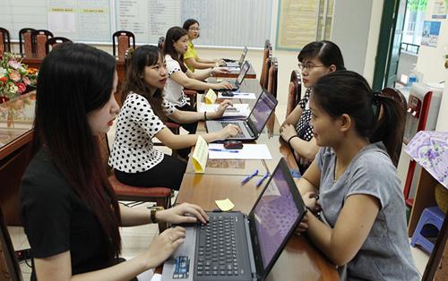 Hà Nội: Thời gian đăng ký tuyển sinh trực tuyến chính thức cấp học từ mầm non đến lớp 6