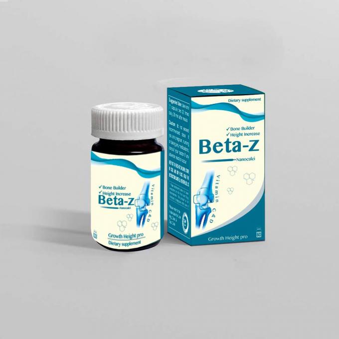Thực phẩm chức năng Beta Z giả mạo giấy chứng nhận lưu hành