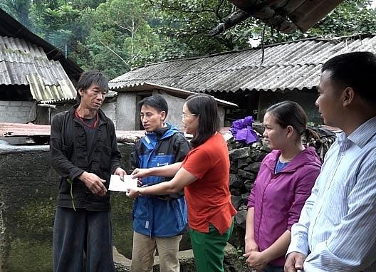 Hà Giang: 4 người thương vong do sét đánh