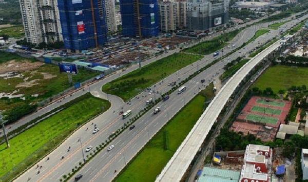 TP.HCM thành lập hai Trung tâm Quản lý giao thông