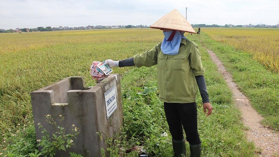 Báo động tình trạng ô nhiễm rác thải nhựa trong sản xuất nông nghiệp