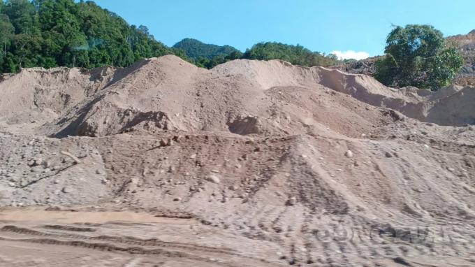 Thừa Thiên - Huế: Thanh tra việc núp bóng thủy điện khai thác cát lậu