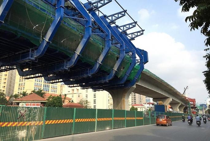 Hà Nội: Phân luồng, tổ chức giao thông đường Trường Chinh