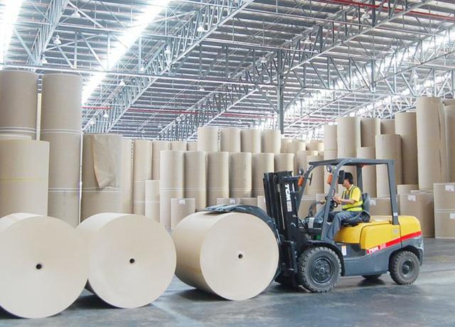 Ngành giấy và chế biến gỗ vẫn còn nghịch lý