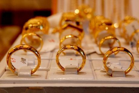 Giá vàng hôm nay 11/7: Vàng tăng mạnh trở lại