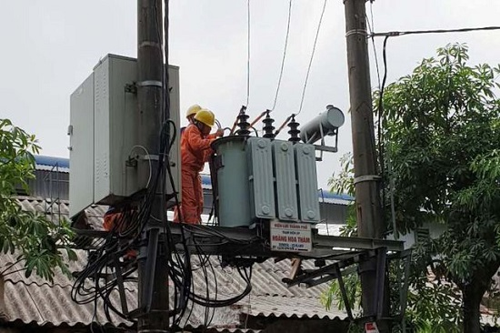 Nam Định: Hàng loạt trạm biến thế bị trộm 'viếng thăm'