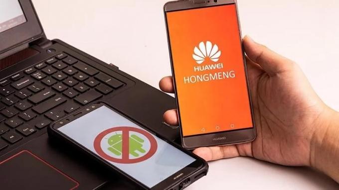 Huawei tung hỏa mù về hệ điều hành