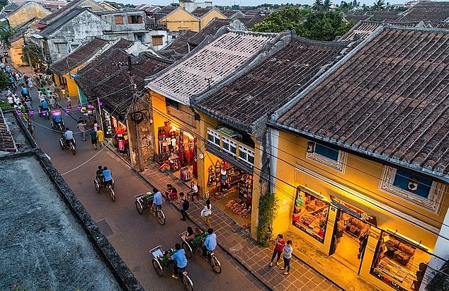 Phố cổ Hội An - Thành phố du lịch đáng sống nhất lần đầu tiên được Google vinh danh