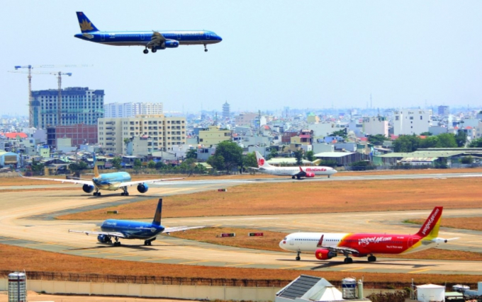 Phát triển hạ tầng hàng không: Cần gỡ vướng