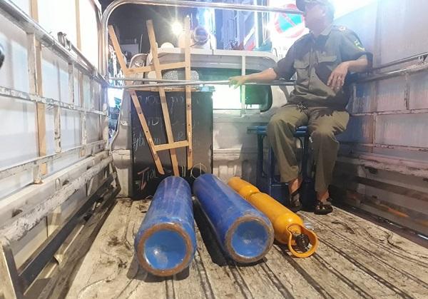 TP. Hồ Chí Minh: Ra quân kiểm tra các cơ sở kinh doanh bóng cười
