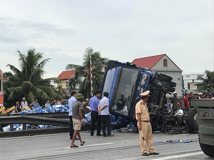 Danh tính 6 nạn nhân tử vong trong vụ tai nạn trên Quốc lộ 5