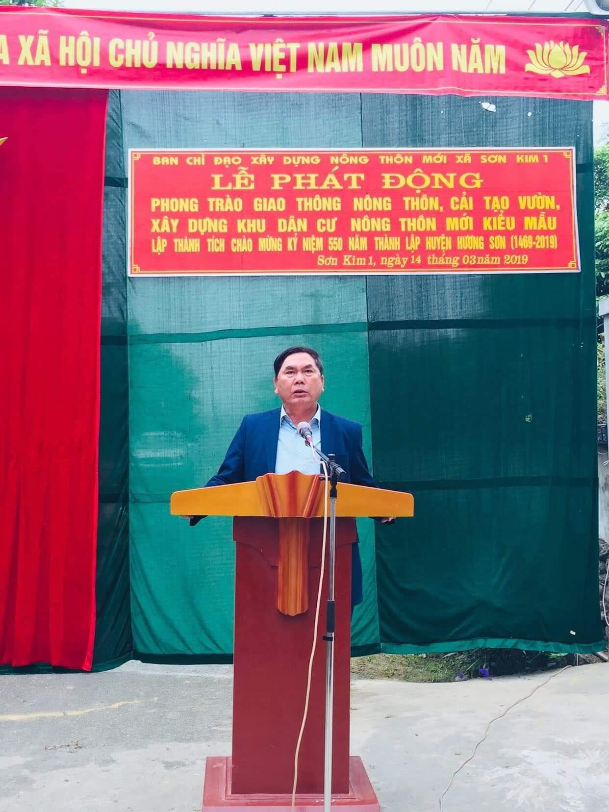 """Hà Tĩnh: Gương sáng trong xây dựng Nông thôn mới """"Sống tốt đời đẹp đạo"""""""
